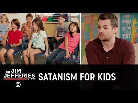 Nábor nových satanistů
