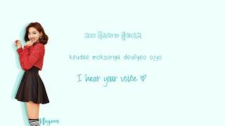 TWICE (트와이스) Melting Lyrics (녹아요) Han|Rom|Eng Color Coded - Video Youtube