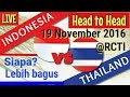 Download Video Hasil: Thailand 4 - 2 Indonesia - Head2Head Indonesia VS Thailand, Siapa Lebih Baik? [AFF 2016]