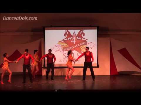 Arts Passos Compañia de Dança Porto Alegre Salsa Congress