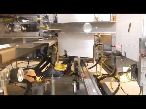 Formadora de Cajas con Modificación en la Secuencia de las Solapas 2EZ HS H