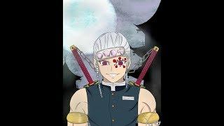 Tengen Uzui  - (Demon Slayer: Kimetsu no Yaiba) - 【Speedpaint】Tengen Uzui (Kimetsu no Yaiba) #4