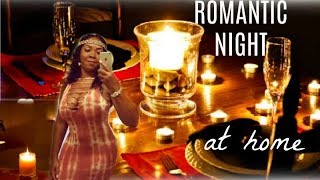 How To Have A Romantic Night At Home