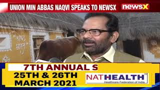 'People Of Bengal Want Change' | Mukhtar Abbas Naqvi Exclusive On NewsX | NewsX