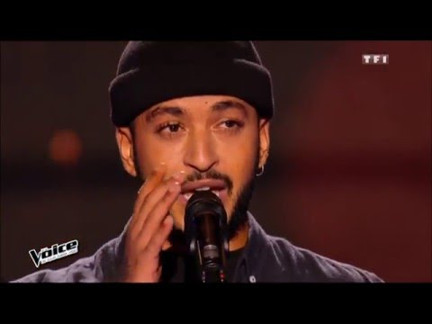Slimane (The Voice 2016) - A Fleur De Toi (Vitaa) - Laurent Masson