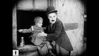 Film Charlie Chaplin – The Kid – Fight Scene