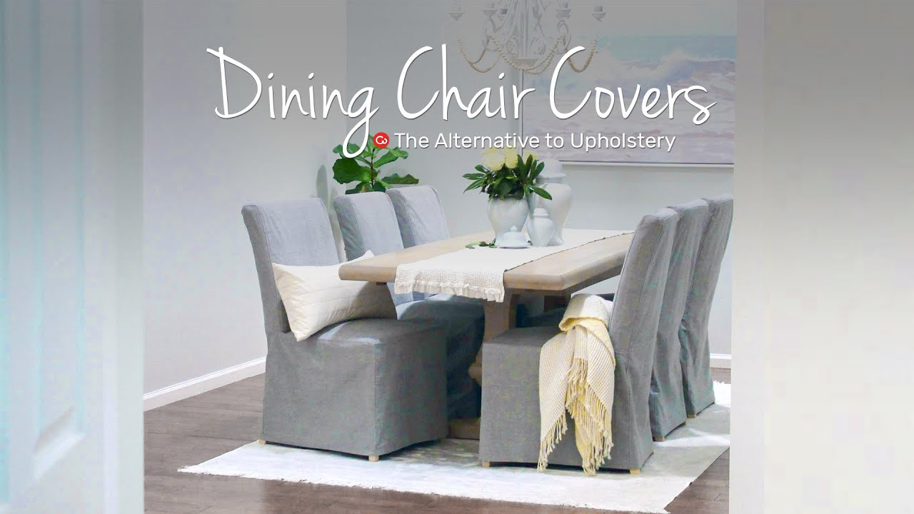 Strange Custom Dining Chair Slipcovers Get A Classic Or Modern Lamtechconsult Wood Chair Design Ideas Lamtechconsultcom