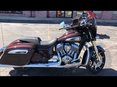 2019 Indian Chieftain® Limited ABS in Muskego, Wisconsin - Video 1