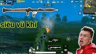 PUBG Mobile - Trải Nghiệm Sức Mạnh Khủng Khiếp Của RPG-7 | Hoàn Thành Sống Sót Đến Bình Minh