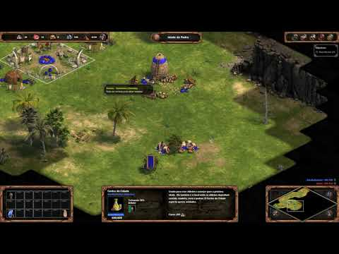 Age of Empires Definitive meditation whitefish