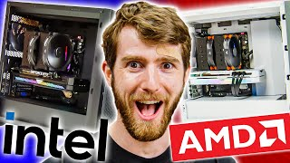 Can Intel Beat the Ultimate AMD Gaming PC?