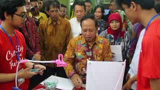 Telkom University Hadir di Indonesia Science Day 2018 – Day 1
