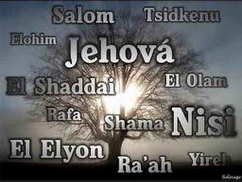 Estudio Bíblico: El verdadero nombre de Dios Según la Historia
