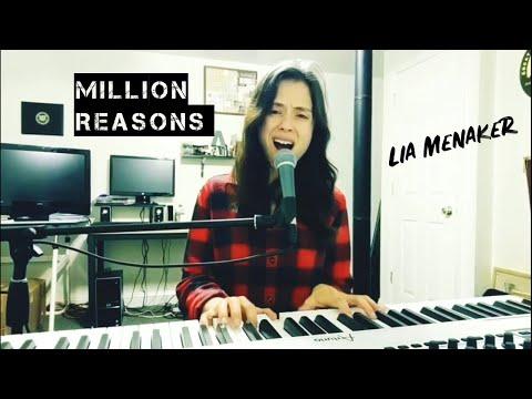 "Lady Gaga - ""A Million Reasons"" cover"