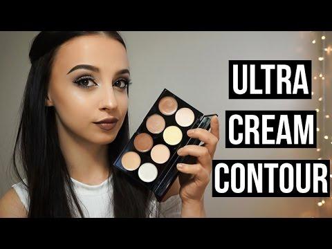 Ultra Cream Contour Palette by Revolution Beauty #2
