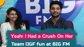 Team Operation Gold Fish Fun at Big Fm Radio Station
