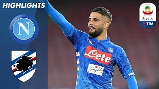 Napoli 3-0 Sampdoria | 2 Goals In 2 Minutes For Hosts! | Serie A