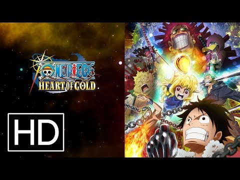 One Piece: Heart of Gold - Official Trailer