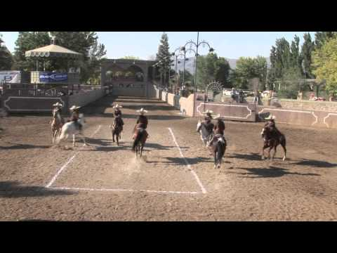 ¤¯ Streaming Online Escaramuza: Riding from the Heart