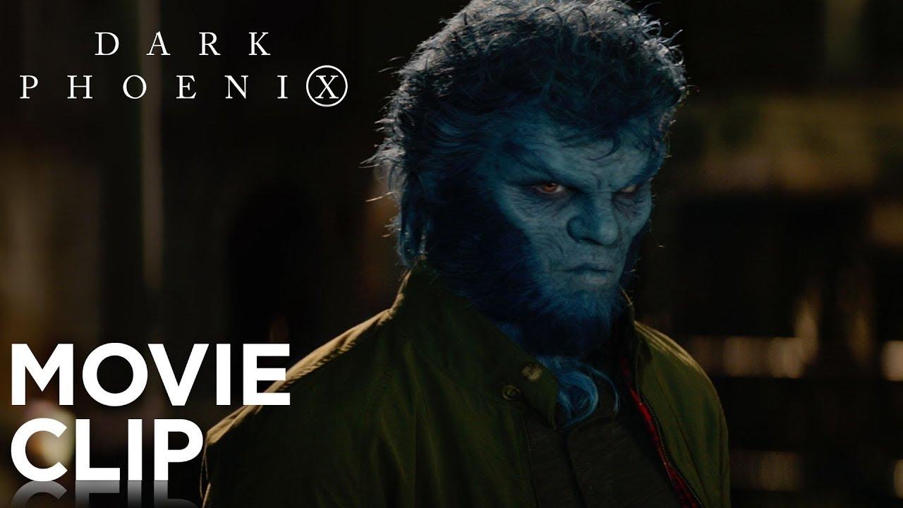 Dark Phoenix - New York Standoff