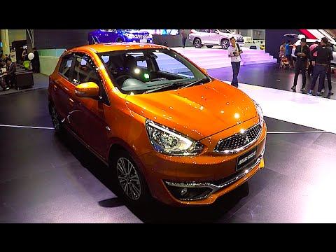 New Mitsubishi Mirage 2016