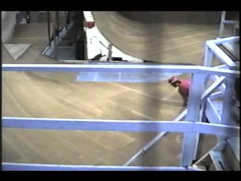 Cheapskates Skate Park1990 Raw VHS Footage