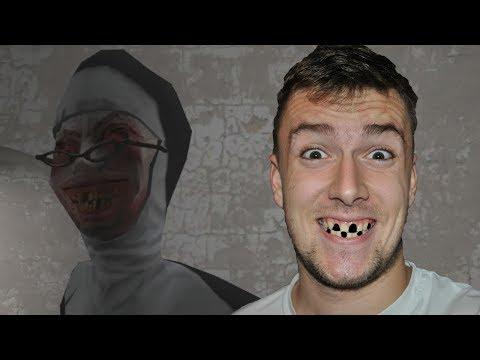 ŠTRBAVÁ ŤAPA! | Evil Nun