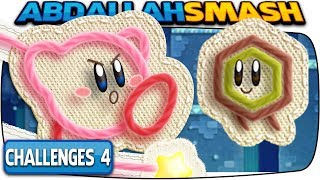 Kirby's Extra Epic Yarn - Part 11:  All Buster's Training Challenges!
