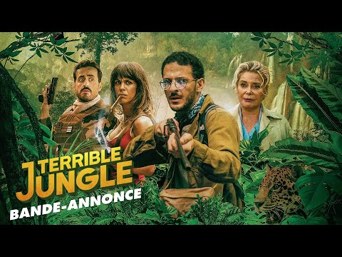 Terrible Jungle - Bande-annonce Apollo Films
