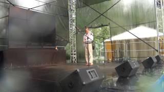 00210 Starptautiskā Jogas diena LU Botāniskajā dārzā Rigā 21.06.2016 Международный день йоги в Риге