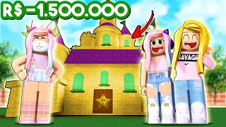 BUYING THE MOST EXPENSIVE CASTLE IN MEEP CITY! *NEW UPDATE*