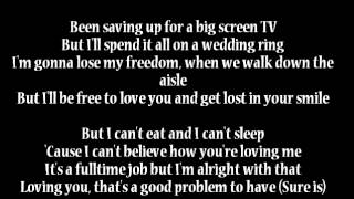 Josh Turner - Good Problem Lyrics