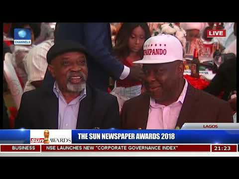 The Sun Newspaper Awards 2018 Pt.12 |Live Event|
