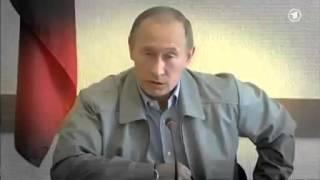 Putin spricht Klartext, oder wozu Merkel der Mumm fehlt