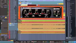 SoundToys Crystallizer On Pedal Steel Guitars