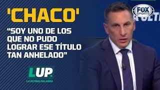 """'Chaco' Giménez: """"Algo muy raro pasa en Cruz Azul que los jugadores de renombre no rinden"""""""