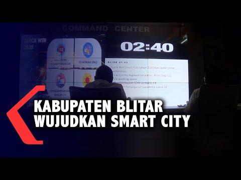inovasi untuk mewujudkan kabupaten blitar sebagai smart city