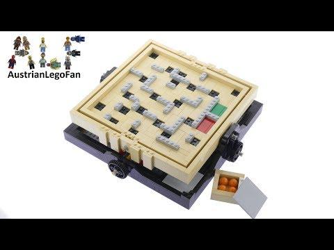 Vidéo LEGO Ideas 21305 : Labyrinthe