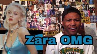 Zara Larsson - Ruin My Life | Reaction