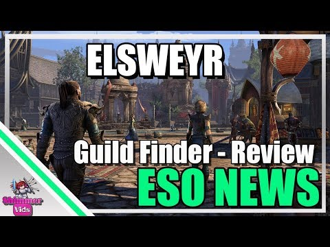 ELSWEYR NEWS!All Necromancer Skills! Cyrodiil Changes