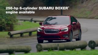 The Newly Redesigned 2018 Subaru Legacy