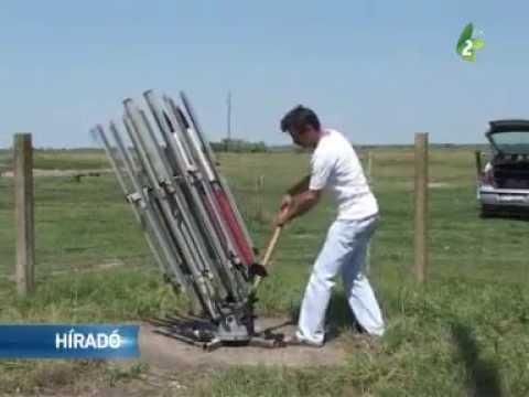 Jégelhárító rakétákat vásároltak letöltés