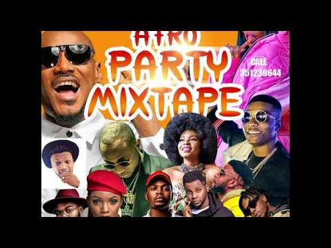 NEW NAIJA 2018 AFRO PARTY NONSTOP MIX {EBONY N FAKE LOVE PARTY MIX}BY DEEJAY SPARK