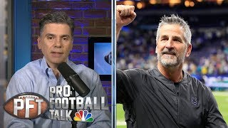 "Colts' Frank Reich: Our offense '""isn't fair"" with Parris Campbell 