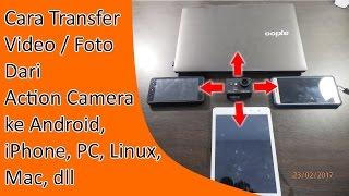 Cara Transfer File dari PC/Laptop ke iPhone tanpa iTunes & Kabel Data USB