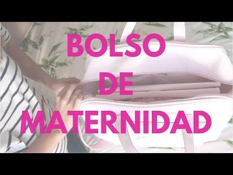 BOLSO DE MATERNIDAD PARA EL HOSPITAL (bebé) AD - Marilyn's Closet