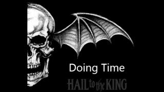 Avenged Sevenfold - Doing Time (Instrumental)