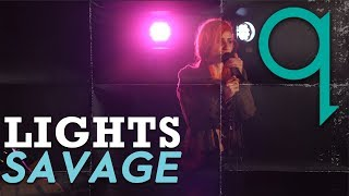 Lights - Savage (LIVE)
