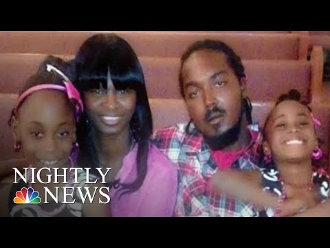 $4 Verdict Shocks Family Of Man Fatally Shot By Florida Police | NBC Nightly News