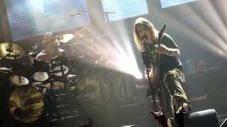 Children of Bodom - Dead man's hands on you live @ 013 Tilburg (NL) 2013-oct-20